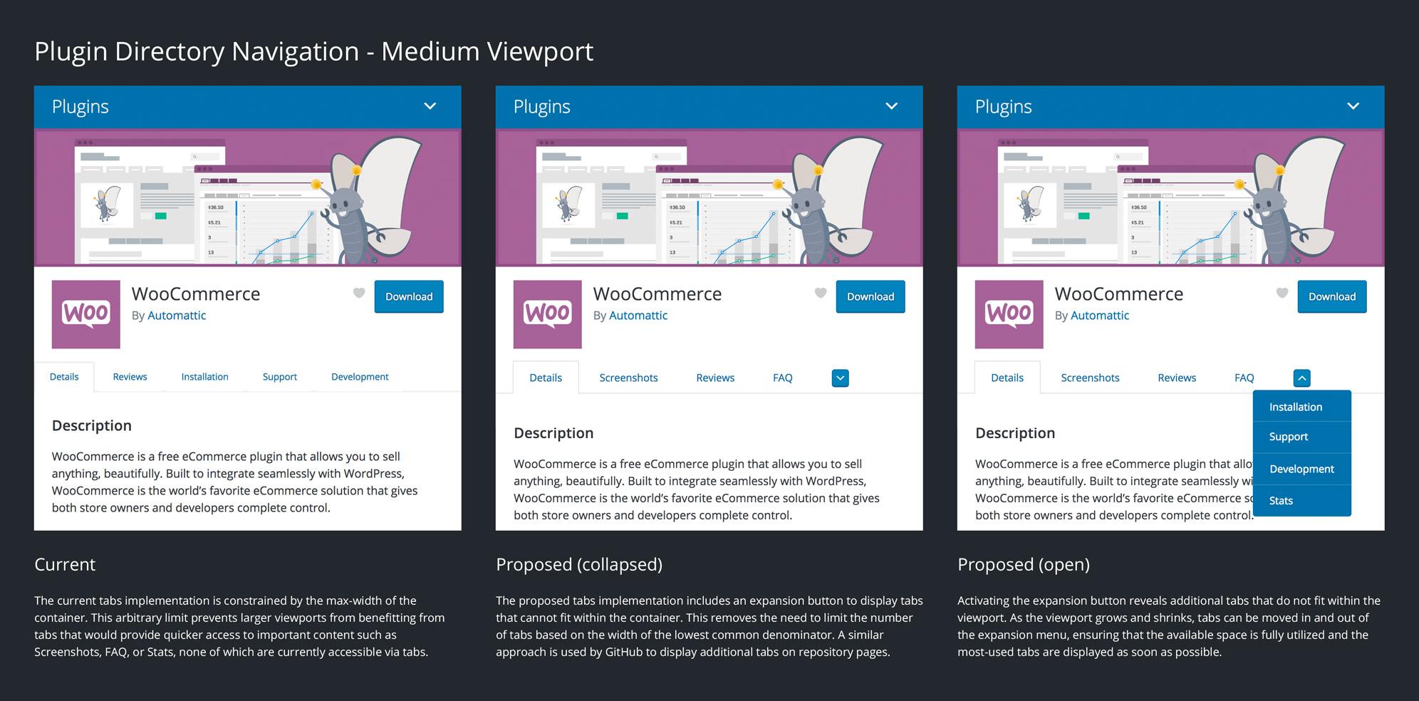 2776 (Plugin Directory: Improve responsive design of tabs